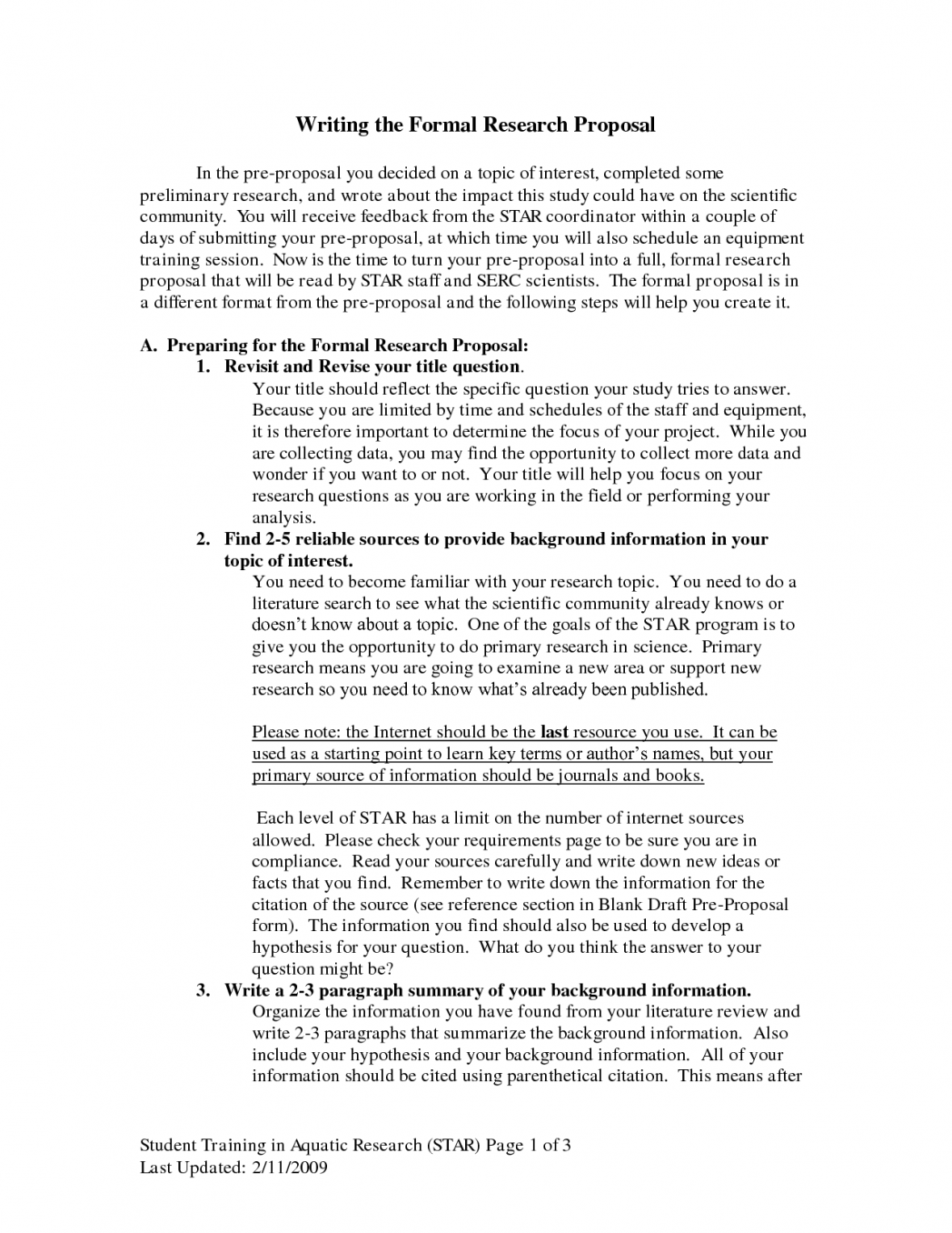 005 Format For Scientific Research Papers Custom Paper