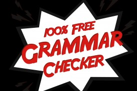 005 Freegrammarchecker Essay Example Grammar Magnificent Check Websites Checklist Checker Free Online