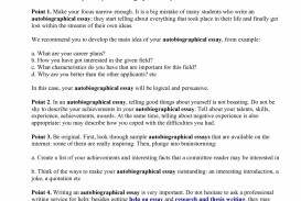 005 How To Start Autobiography Essay Example Of Telling About Yourself Shawn Weatherly Writing An Luxury Write Autobiographical For Job Written Graduate School Outline Singular Annotated Bibliography Examples A Good Scholarship 320