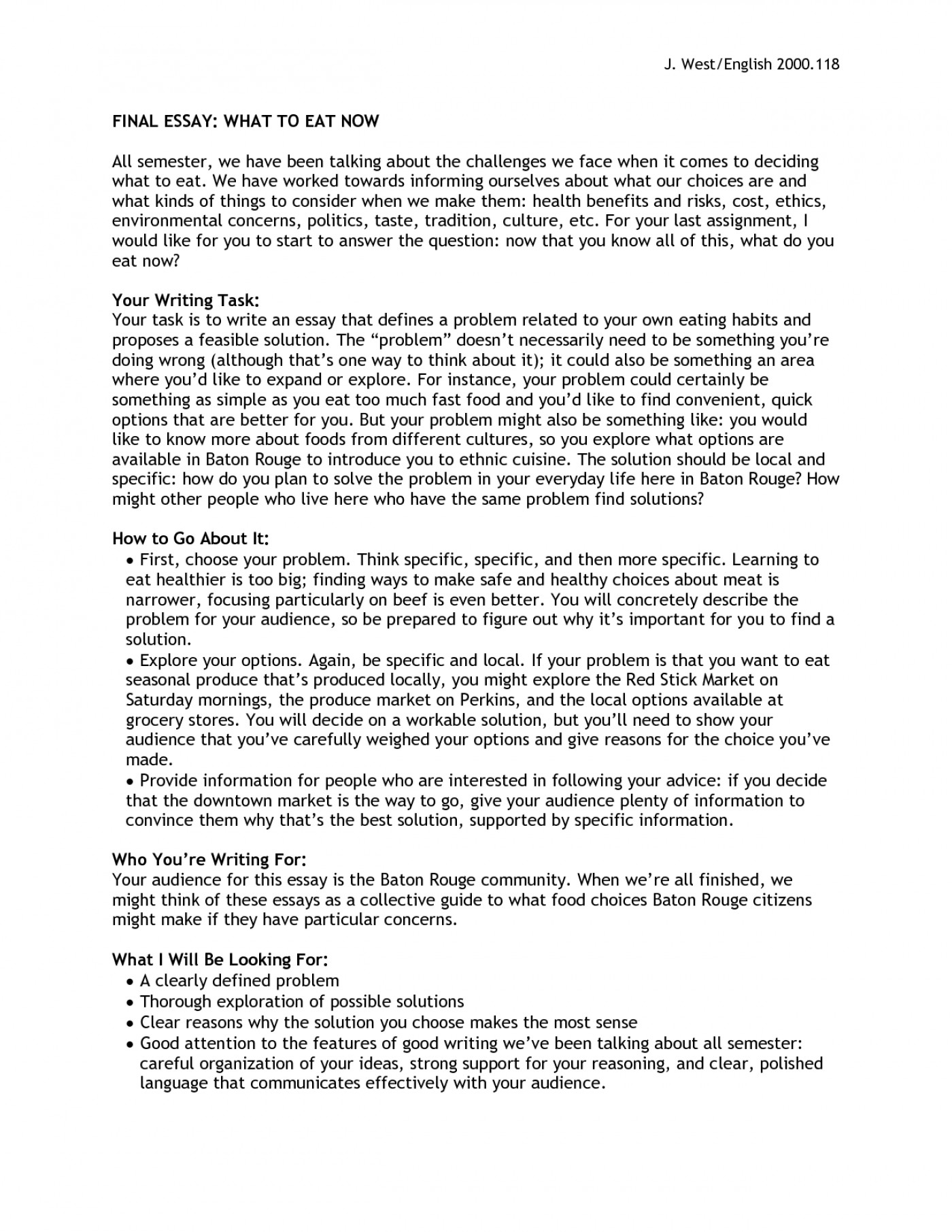 Easy Persuasive Essay Topics For High School  English Essays On Different Topics also Example Of An English Essay Autobiography Essay For Scholarship    My Autobiography  Environmental Health Essay