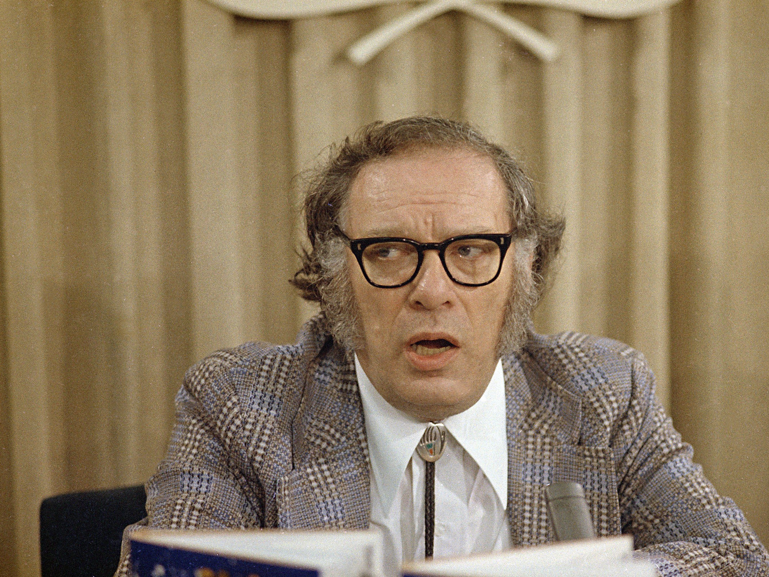 005 Image Essay Example Isaac Asimov Awful Essays On Creativity Intelligence Full