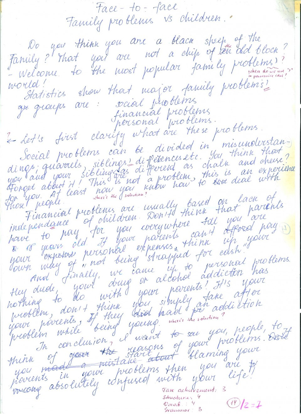005 Image2070 Essay Example My Formidable Family How To Write In French Examples Spanish 960