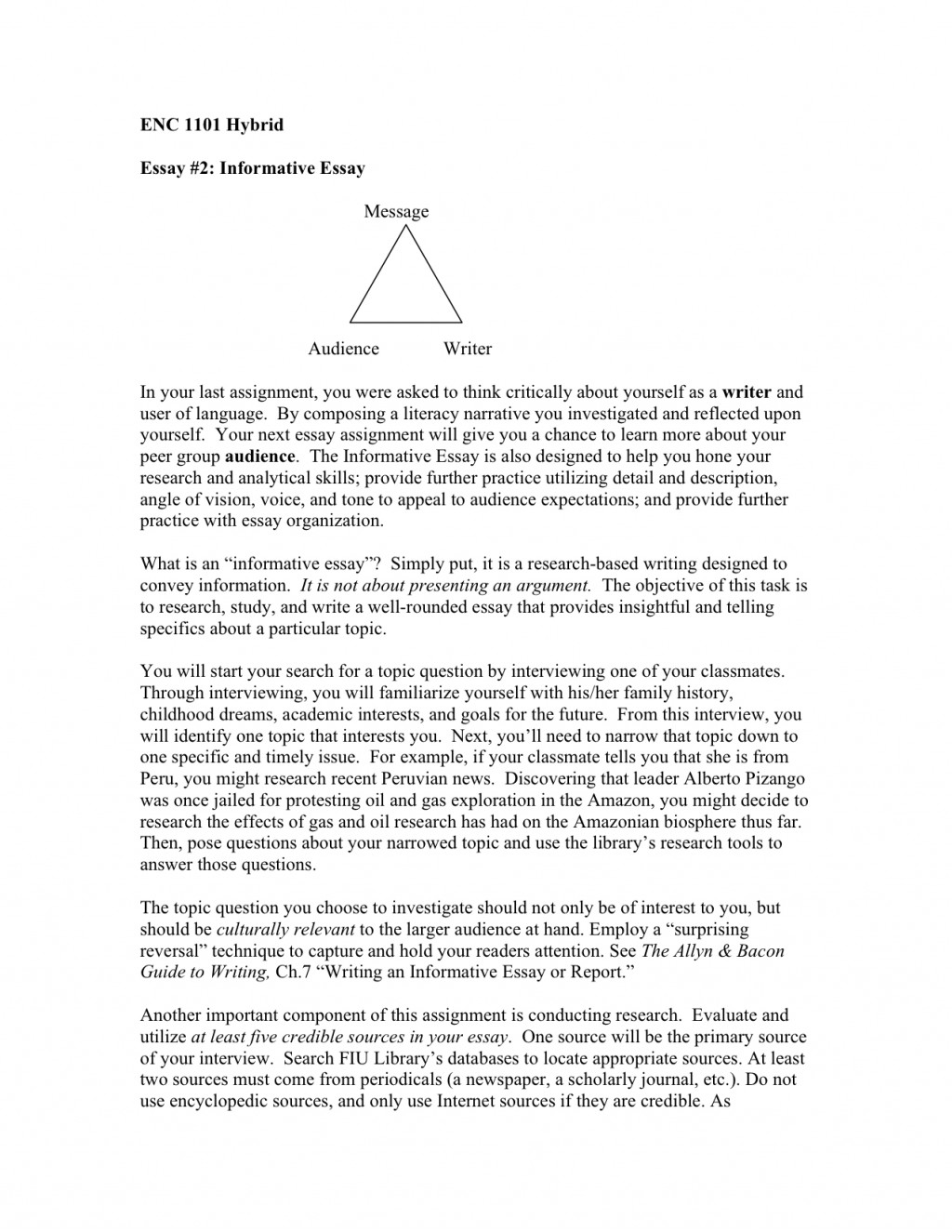 005 Informative Essays Frightening Essay Examples For High School Pdf Large