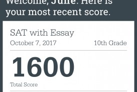 005 Is On The Sat Essay Good Example Unbelievable A 6 New Out Of 8