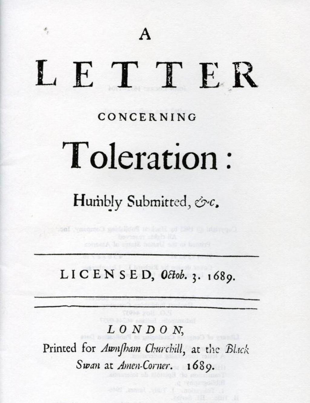 005 John Locke Essay Example Letter Concerning Toleration Impressive Human Understanding Book 4 On Pdf Summary Large