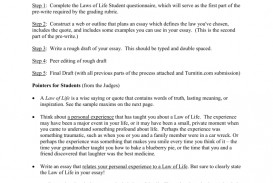 005 Law Of Life Essay Example 008003990 1 Awesome Laws Contest Ohio 2016 Competition Bahamas 2018