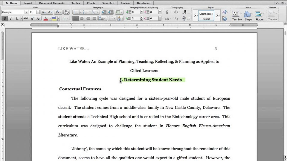 005 Maxresdefault Essay Example Apa Short Archaicawful Format Sample 960