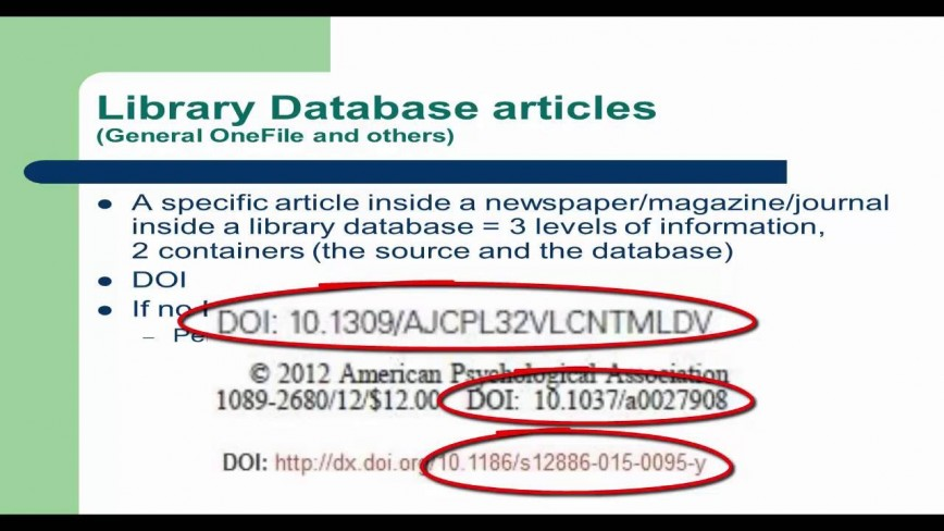 005 Maxresdefault How To Cite Articles In Essay Singular Paper Apa Online Article Title 868