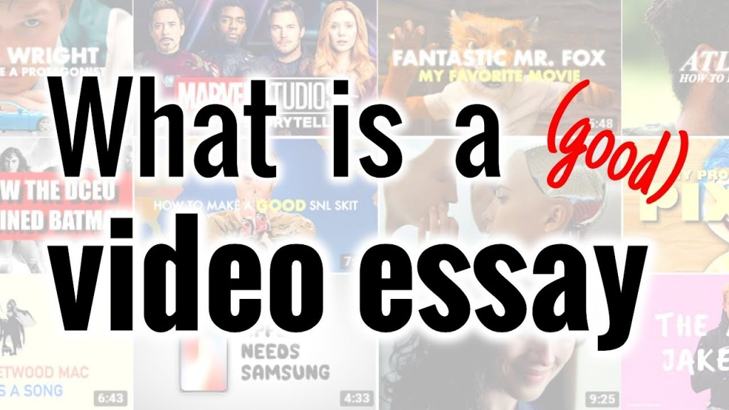005 Maxresdefault How To Make Video Essay Wonderful A Create Photo Using Imovie Large