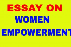 005 Maxresdefault Women Empowerment Essay Exceptional Pdf Gender Equality And Women's