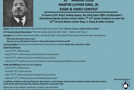 005 Mlk2016 Essay Example Best Mlk Conclusion Writing Prompts Contest 2017