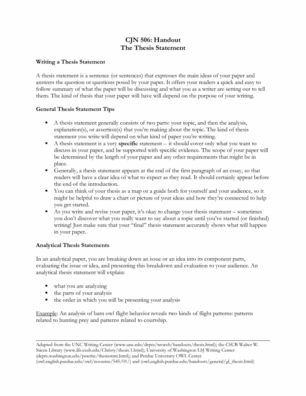 narrative essay thesis  thatsnotus