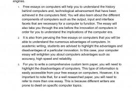 005 Nsrvhqtzpz Essay Of Advantages And Disadvantages Computer Archaicawful On In Urdu Language Games