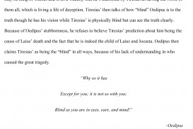 005 Oedipus Essay Free Sample Topics For An Unbelievable Interesting Expository