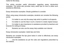 005 P1 Essay Example Introduction Shocking Examples About Yourself University Sample Pdf