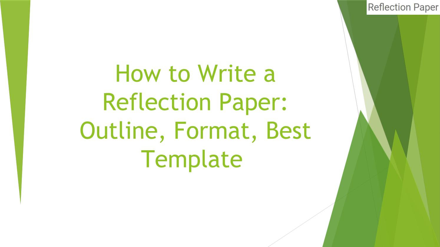 009 essay example presentation outline template