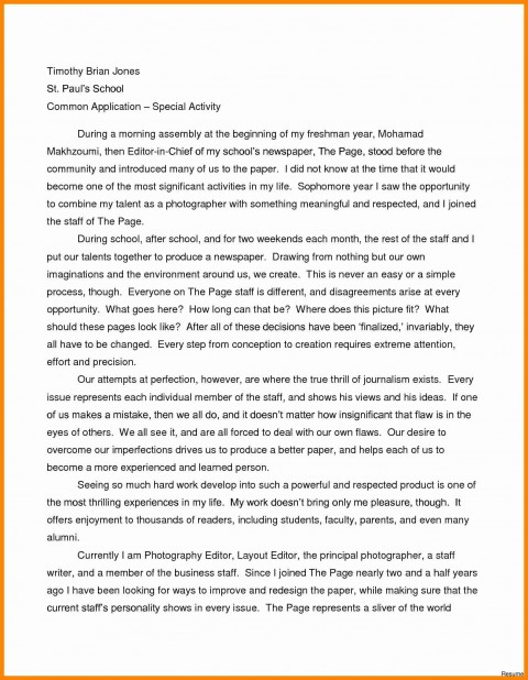 005 Personal Essay Samples Example Examples For High School Hola Klonec Breathtaking College Good Topics 480