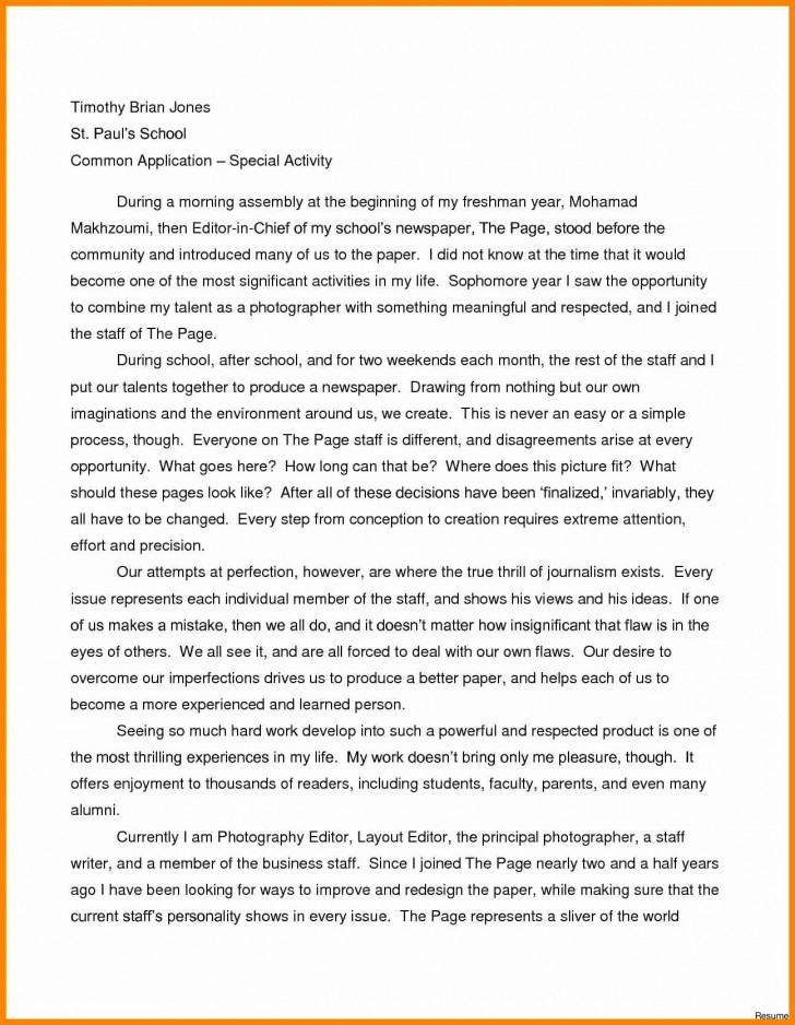 005 Personal Essay Samples Example Examples For High School Hola Klonec Breathtaking College Good Topics 728