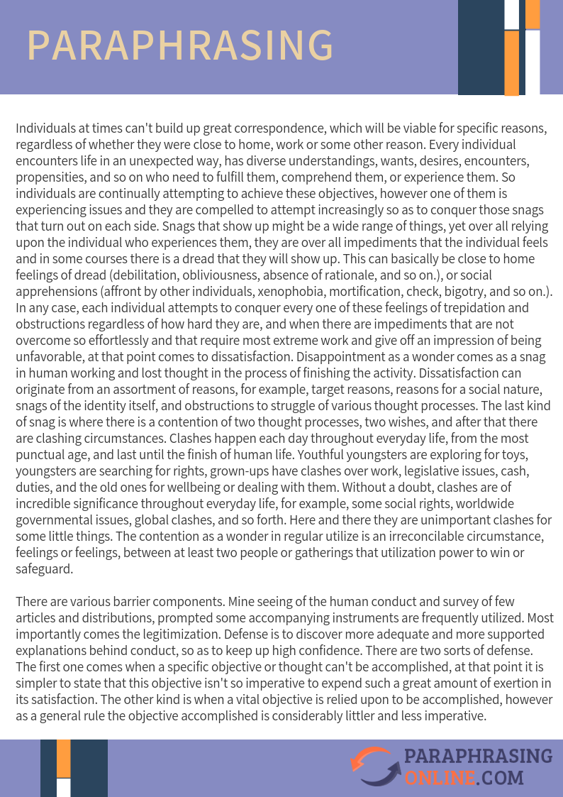 005 Rewrite Essay Example Paraphrasing Best Software Article Freelance Full