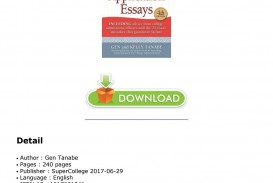 005 Successful Harvard Application Essays Pdf Page 1 Essay Impressive 50 Free 4th Edition Download