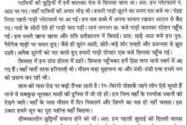 005 Summer Vacation Essay 1000135 Thumb Frightening In Hindi 300-400 Words On For Class 2 Students Urdu How I Spend My