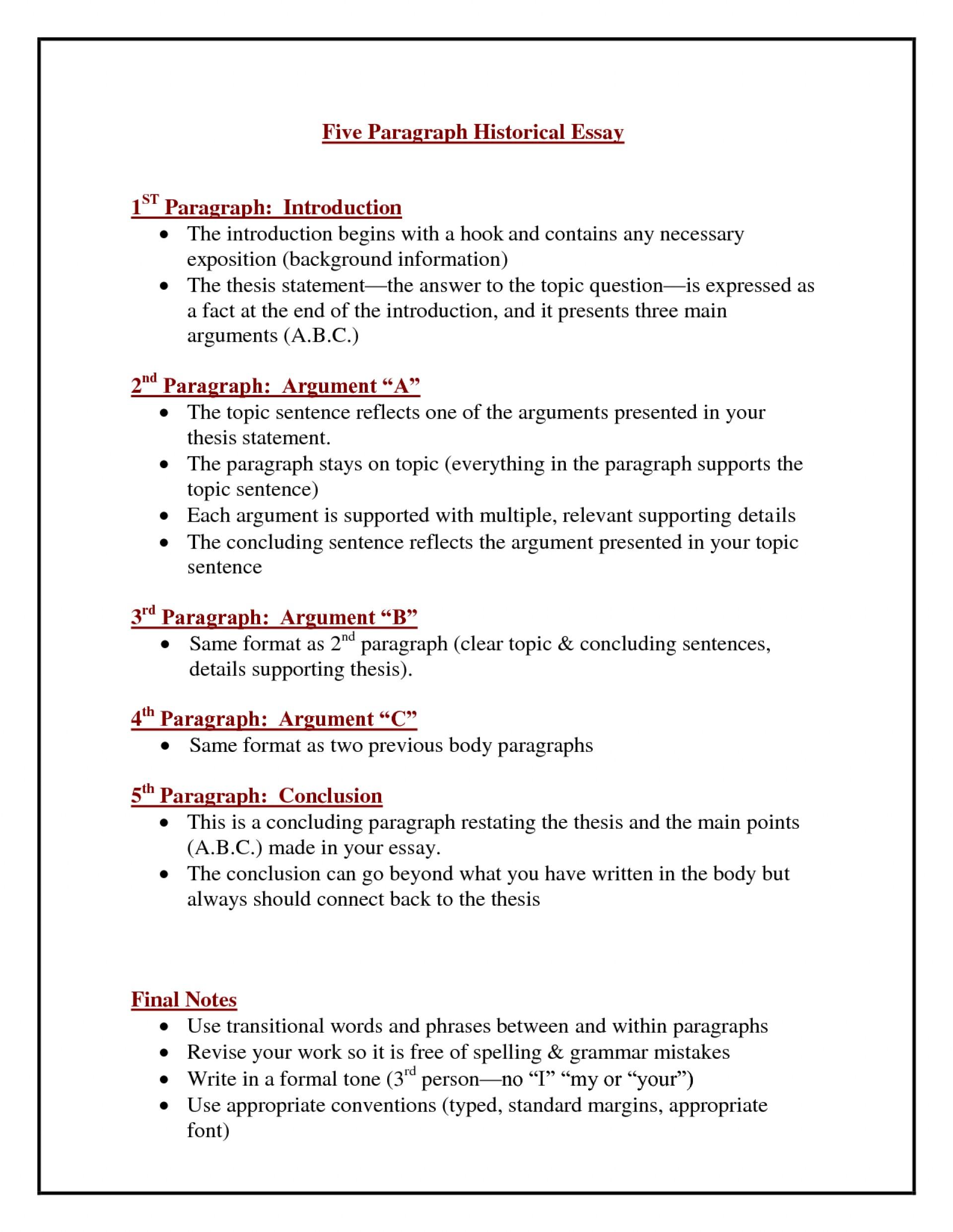 005 Template For Introduction Paragraph Google Search Esl Closing Sentence Examples Essays Essay Example Archaicawful Conclusion College 1920