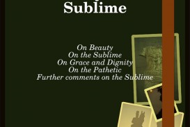 005 The Essays On Sublime Schiller Essay Awful Friedrich