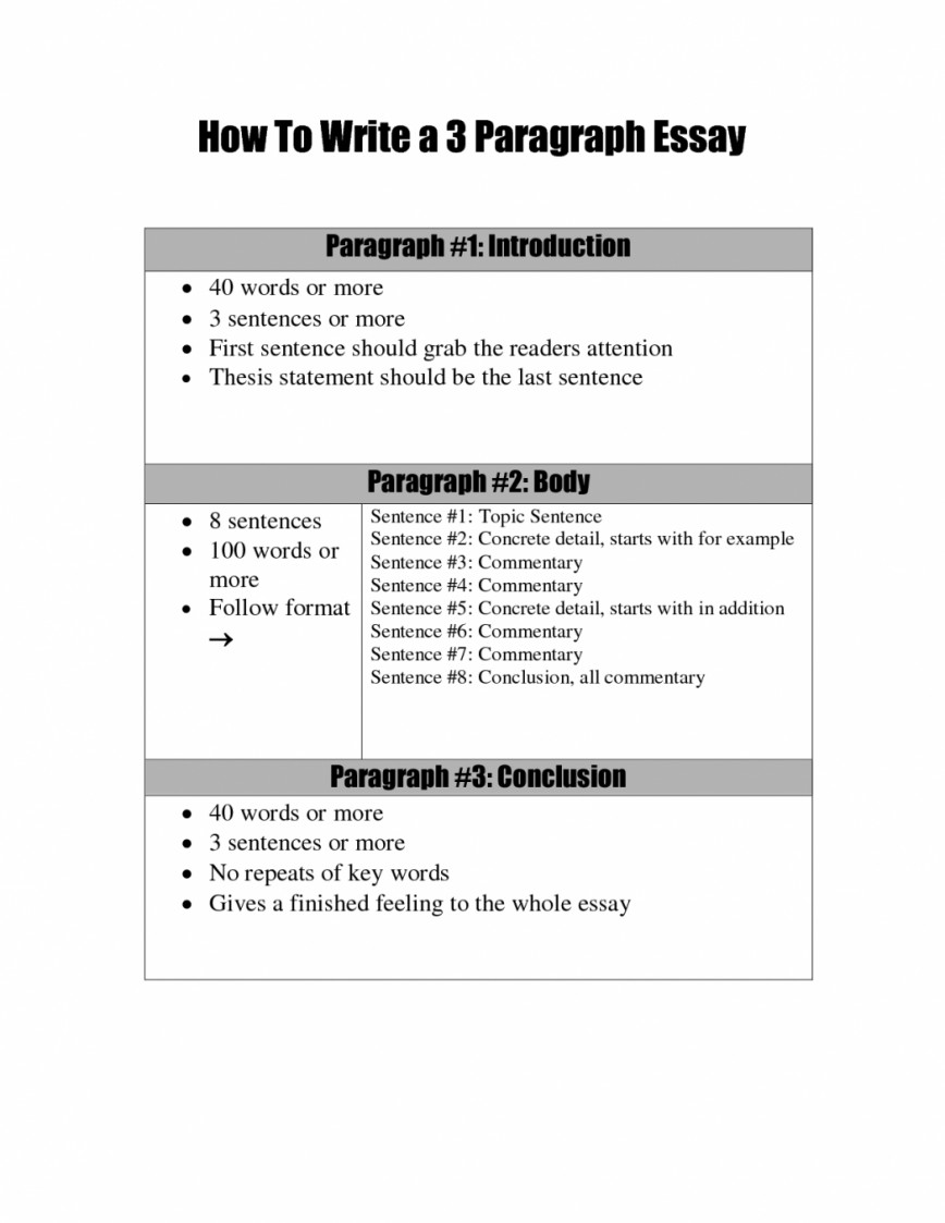 005 Three Paragraph Essay Outline Informative Topics 3 F About Myself Sample Example Organizer Graphic Pdf Template Exceptional Expository