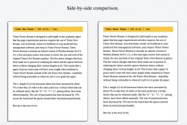 005 Times Newer Roman Is Sneaky Font Designed To Make Your Essays Look Longer How An Essay Unforgettable On Word