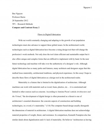 005 Tp1 3 How To Write Essay Archaicawful A History Example Research Outline Introduction 360