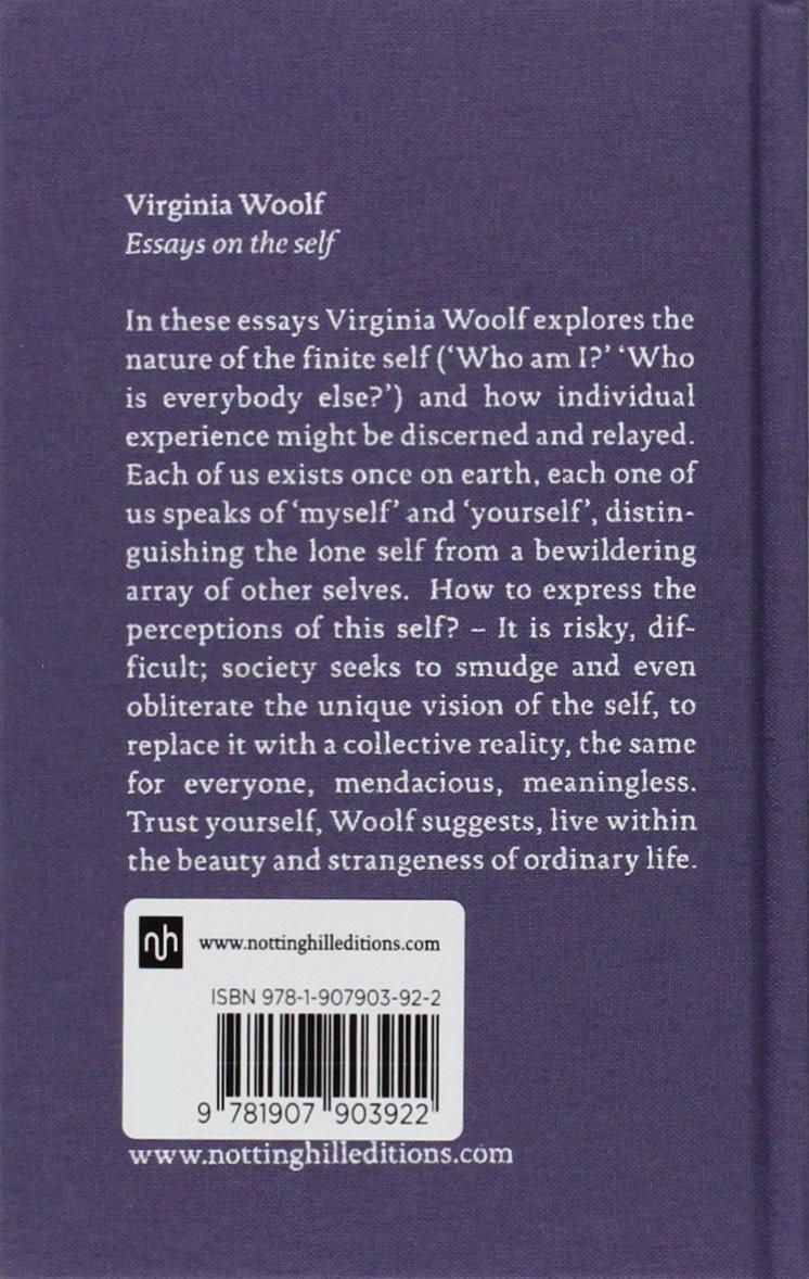 005 Virginia Woolf Essays 71jqd2u92bhl Essay Unusual Online The Modern Analysis On Self Full