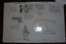 005 Visual Essay Example Shocking Response Examples Literacy Arts