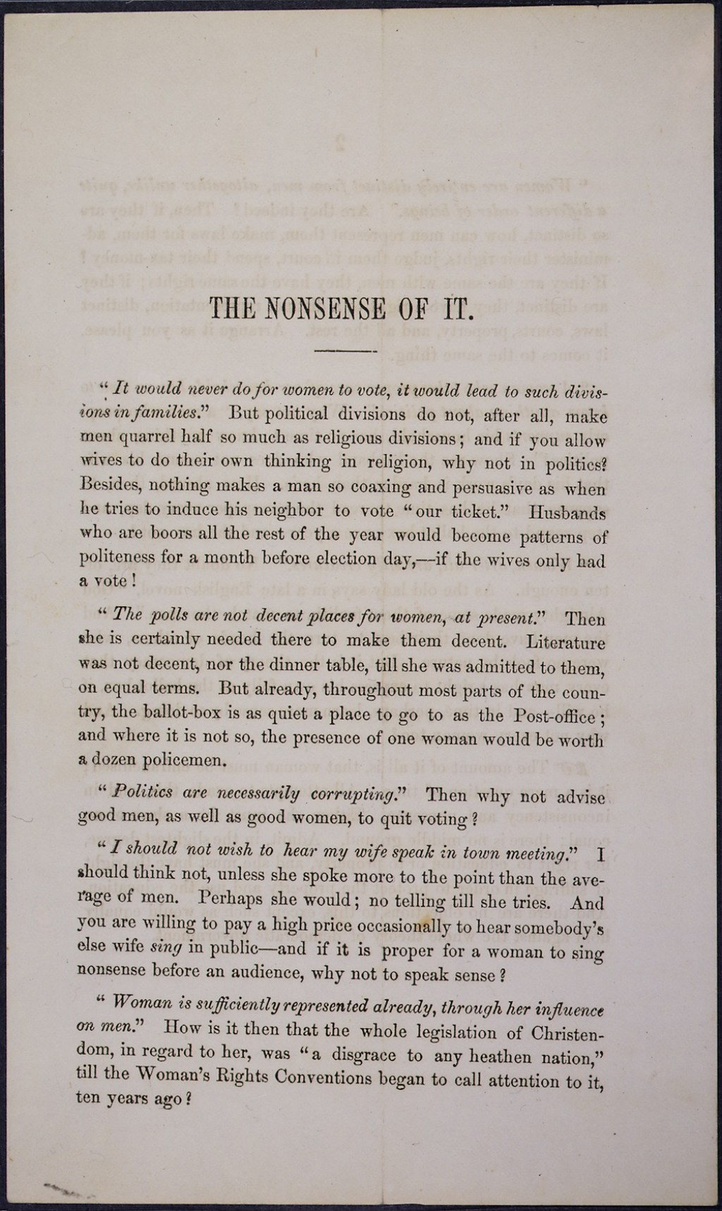 005 Why Is It Important To Vote Essay Contest Suffragepamphlet1final Crop Original Top Large