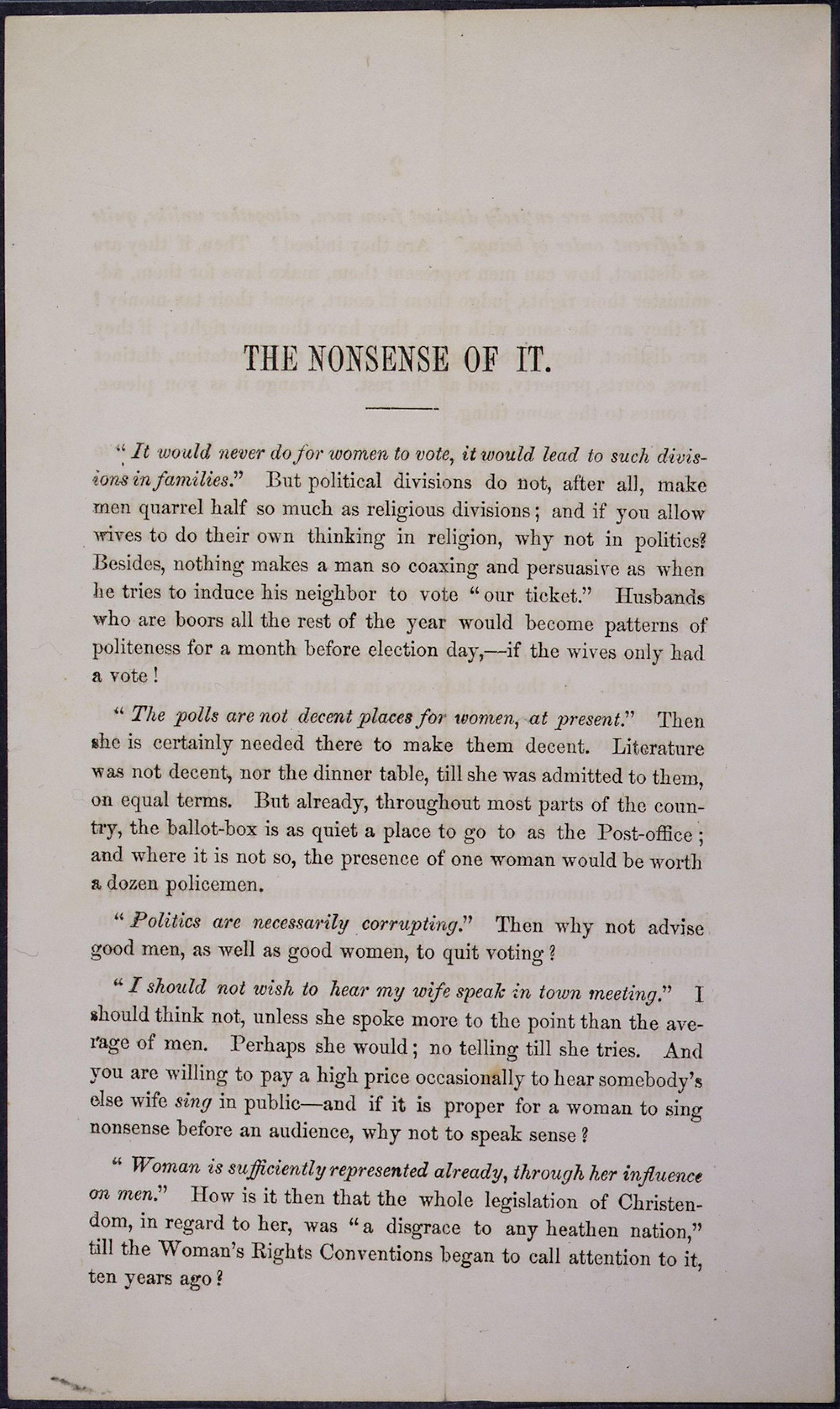 005 Why Is It Important To Vote Essay Contest Suffragepamphlet1final Crop Original Top 1920