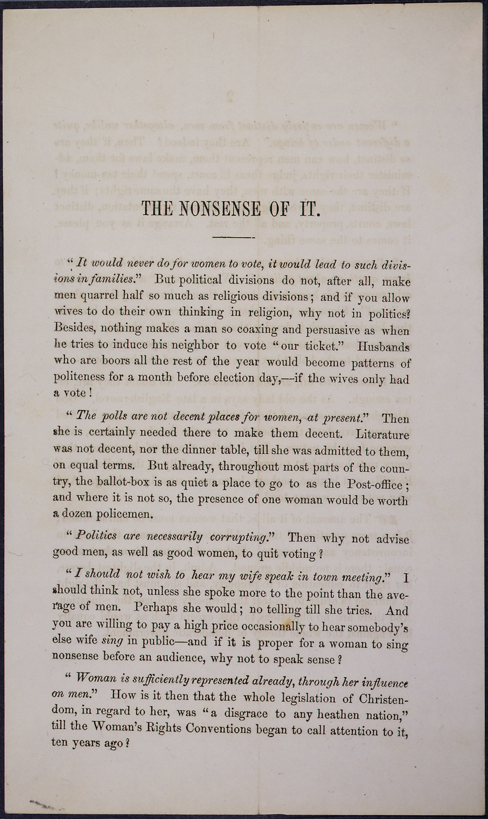 005 Why Is It Important To Vote Essay Contest Suffragepamphlet1final Crop Original Top Full