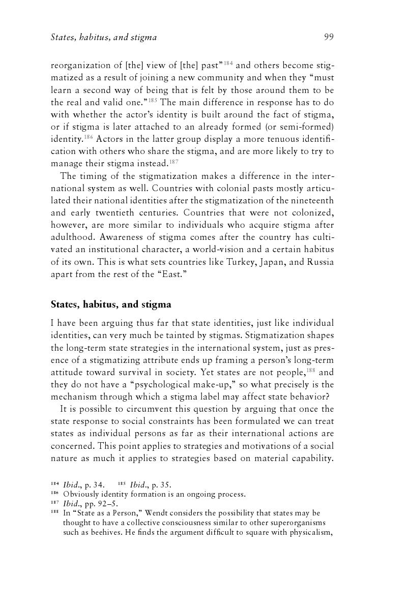 Njhs essays