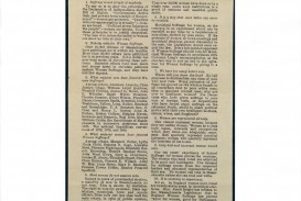 005 Womens Suffrage Essay Blackwell Objections To Answered March1896 Sensational Women's Movement Topics Campaign
