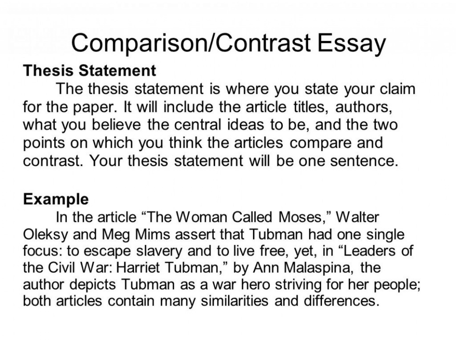 005 Write My Sample Comparative Essay Introduction Writing Portfolio With Mr Butner Due Date Compare Contrast How To Conclusion For And Awesome Example A Paragraph Examples 1920