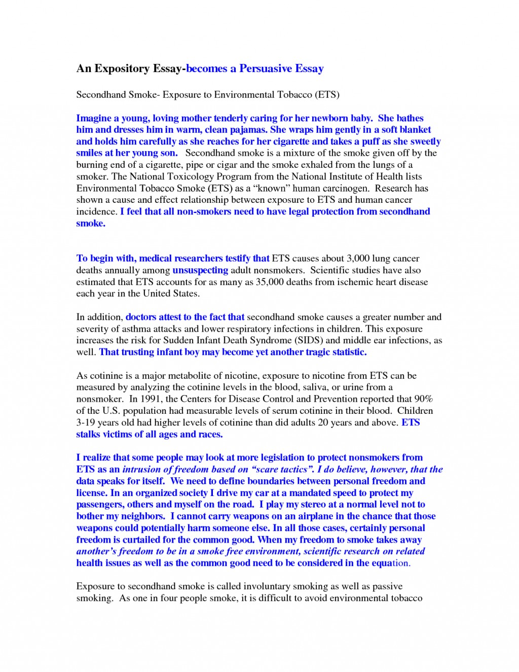 006 4pr2bgnrbt Essay On Respiratory Diseases Fascinating Large