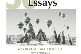 006 50fit14002c1800ssl1 Essays Portable Anthology 5th Edition Pdf Essay Fascinating 50 A