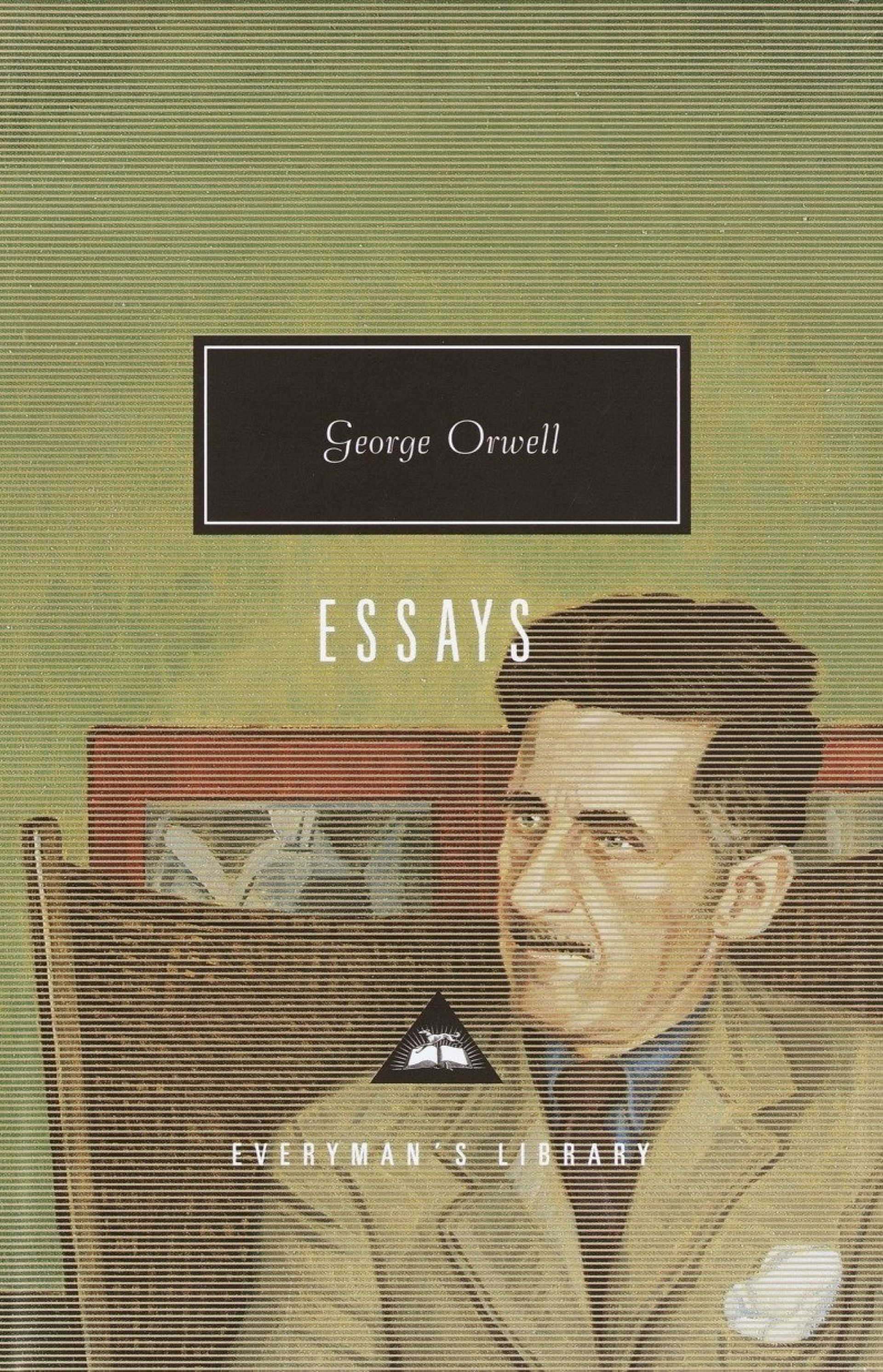 006 81qzb0g1zol Essay Example George Orwell Frightening Essays Everyman's Library Summary Bookshop Memories 1920