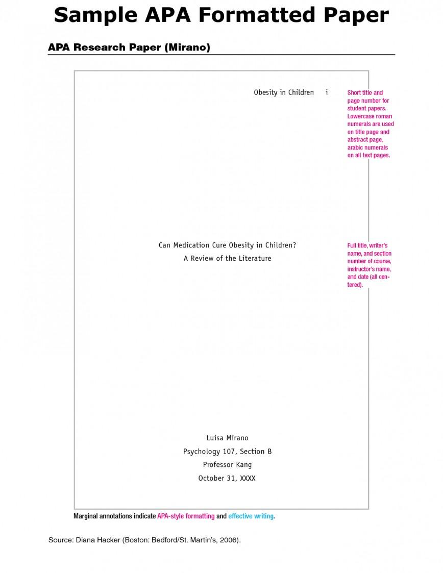 006 Apa Format Essay Paper Samples Epic Free Template Beautiful Sample Word 2010 Writing