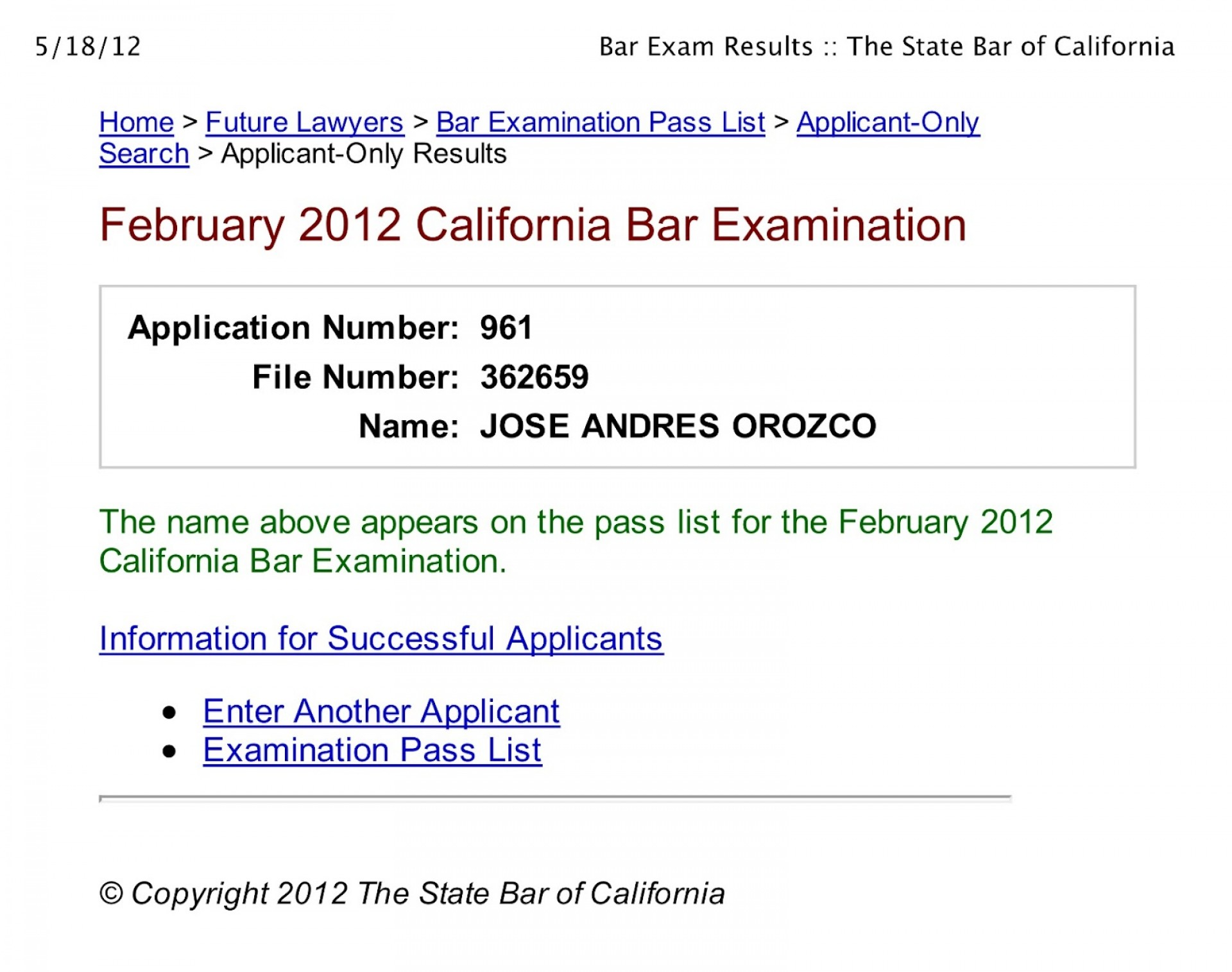 007 Essay Example California Bar Essays Exam ~ Thatsnotus