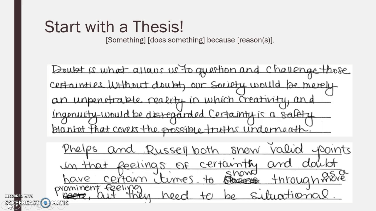 Descriptive essay on my favourite personality