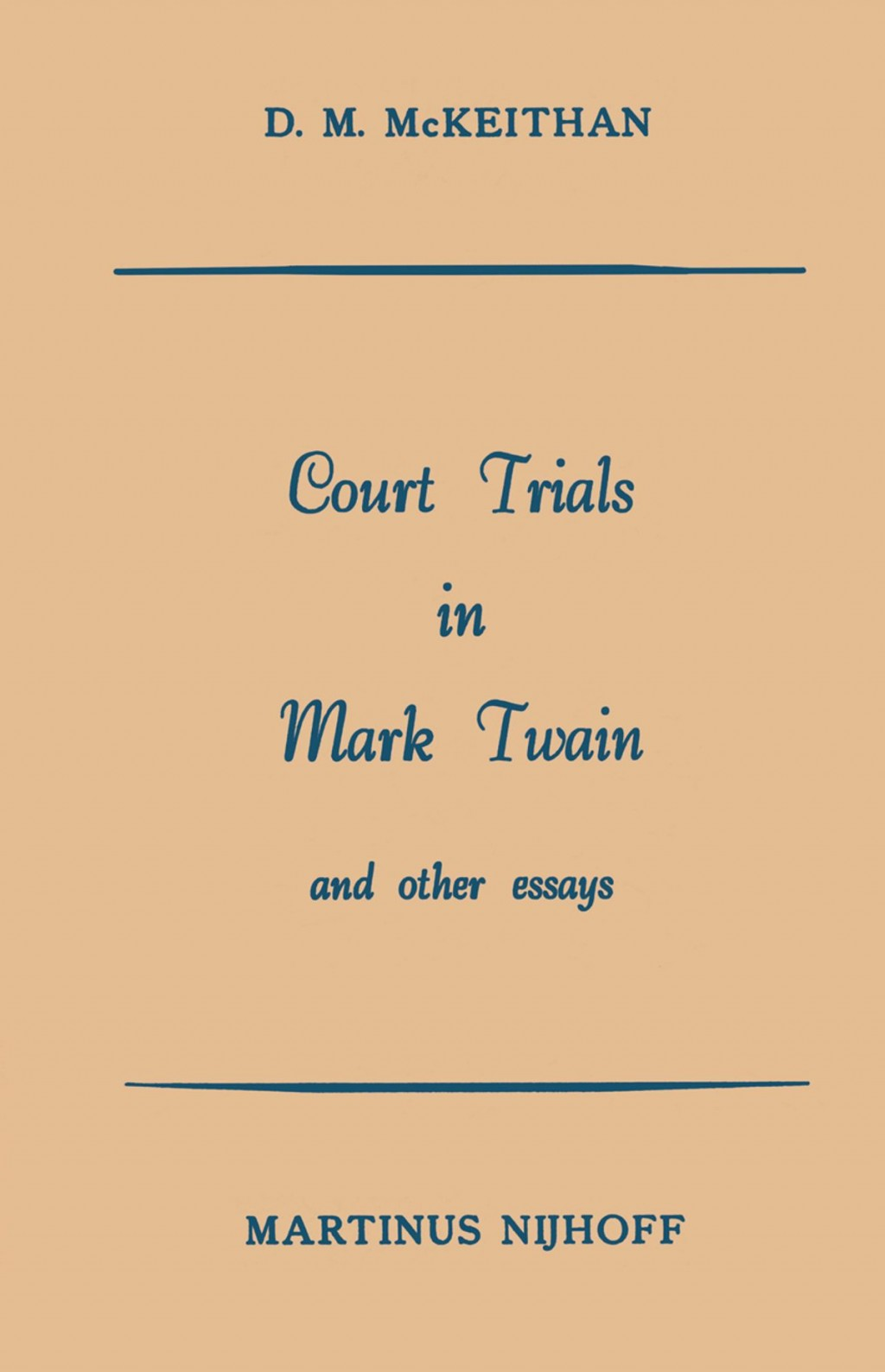 006 Court Trials In Mark Twain And Other Essays Essay Surprising Pdf On Writing Nonfiction Large