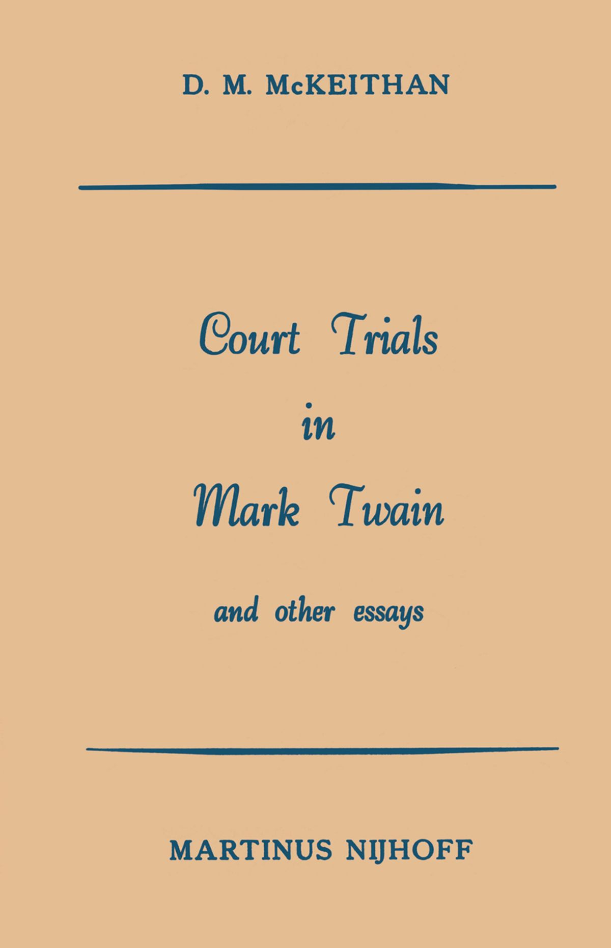 006 Court Trials In Mark Twain And Other Essays Essay Surprising Pdf On Writing Nonfiction Full
