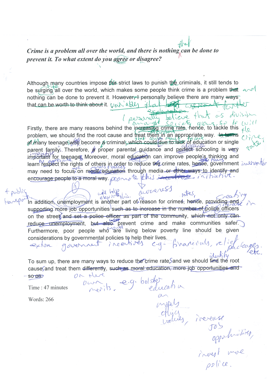 006 Crime Topic Essay Example Rare Hate Intro Criminology Uk Full