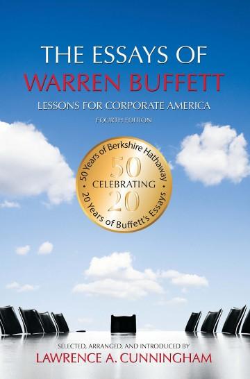 006 Die Essays Von Warren Buffett Essay Example Archaicawful Das Buch Für Investoren Und Unternehmer Pdf 360
