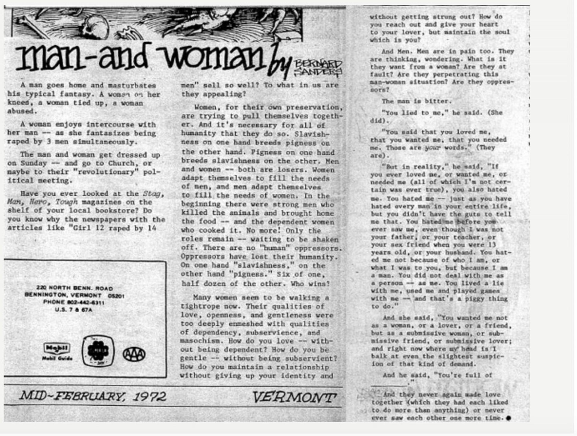 006 Dot Kpxvaaevq02 Bernie Sanders Rape Essay Phenomenal 1920