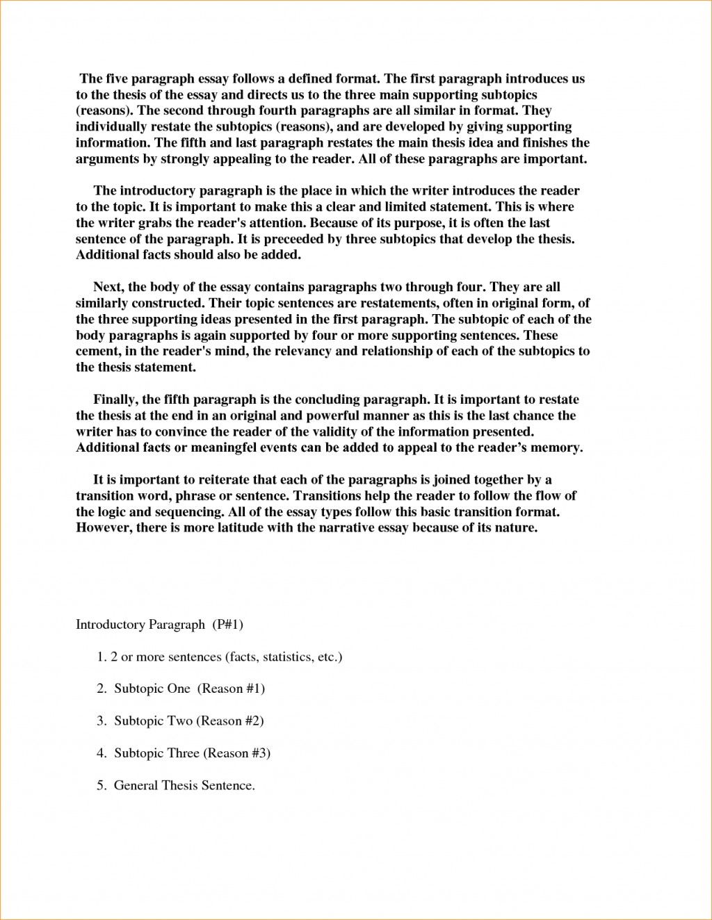 006 Essay Body Paragraphs Of An Concluding Paragraph Example Ap How To Start Off In Examples Format Expository Synthesis Informative Third Persuasive Argumentative Narrative Magnificent Conclusion Topic Sentence Template Large